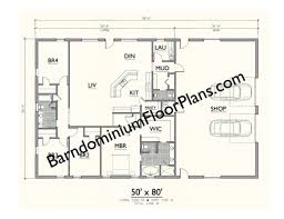 barndominium floor plans pole barn house plans and metal house