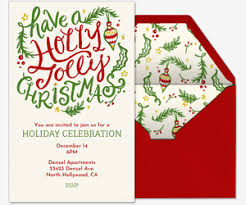 christmas brunch invitations invitations free ecards and party planning ideas from evite