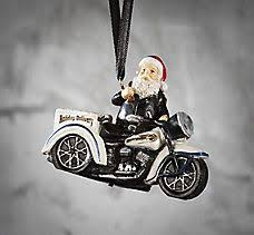 you better out you better not cry biker santa is to
