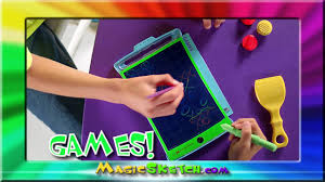 magic sketch official tv commercial boogie board lcd ewriter