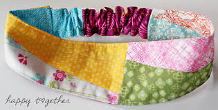 cloth headbands sided fabric headband pattern