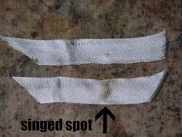 seam binding ribbon ink stains rayon seam binding crinkle ribbon