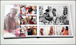 wedding picture album indian wedding album wedding documentary photo cinema indian