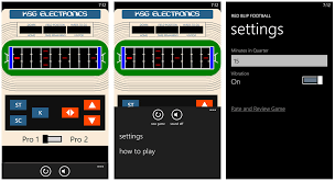Armchair Quarterback Game Windows Phone Apps For The Armchair Quarterback In All Of Us
