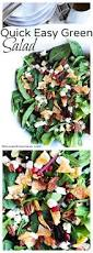 Easy Salad Recipe by Quick Easy Green Salad Recipe Reluctant Entertainer