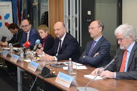 chambre des commerces luxembourg étienne schneider a présenté la nouvelle stratégie de promotion