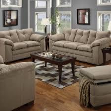 Nolana Charcoal Sofa by Nevada Ash Sofa And Loveseat Fabric Living Room