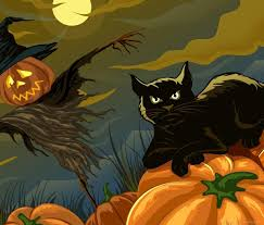 halloween wallpaper download download halloween cat wallpaper for samsung galaxy tab