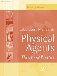 physical agents laboratory manual 2 inflammation pain