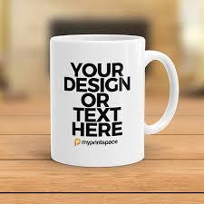 design your own mug custom 11oz mug your design text or photo personalized mug