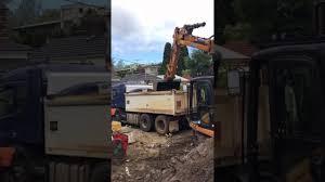 basement excavation asap piling melbourne youtube