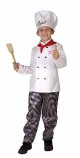 chef costume carnival costumes children chef fancy dress