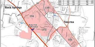 Time Zone Map Tennessee by Board Approves Rocky Fork Road Middle Zone