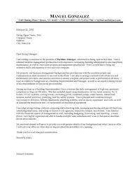 resume cover letters sle cover letter maintenance position building supervisor cover