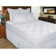 five star hotel 200 thread count queen size mattress pad free