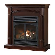 Btu Gas Fireplace - ventless gas fireplace insert 20 000 btu procom heating