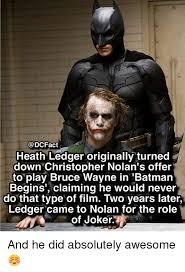 Batman Joker Meme - 25 best memes about heath ledger heath ledger memes