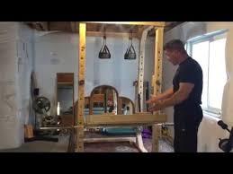 diy leg press for power rack youtube
