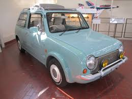 nissan micra jaguar lookalike curbside classic 1990 nissan s cargo u2013 the ugliest car ever made