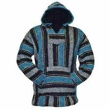 baja sweater turquoise baja hoodie on sale at daydream chicago