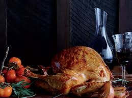 apple turkey recipes thanksgiving classic thanksgiving turkey dinner recipes food u0026 wine