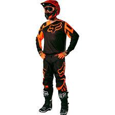 fox v1 motocross helmet fox racing 2017 mx new v1 race orange black dirt bike