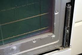 clean oven glass door how to clean between the glass door on a maytag oven hometalk
