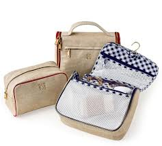 Pottery Barn Classic Diaper Bag Review Shimmer Canvas Ultimate Hanging Cosmetic Bag Pottery Barn