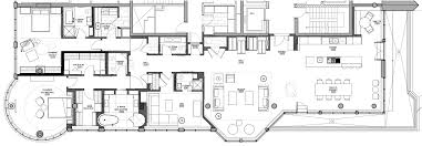 smart design 1 large penthouse floor plans homepeek