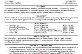 Resume Summary Statement Examples by Personal Branding Statement Resume Examples Reentrycorps