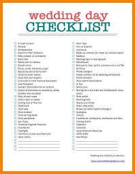 wedding planning list 10 check list for wedding planning incidental report