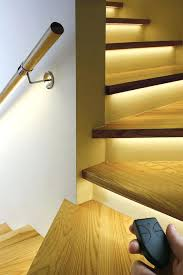 led stair lights base kit best step ideas on and concrete stairs