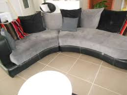 canapé d angle arrondi canapé d angle rond meubles décoration canapés à montereau fault