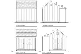 10x12 shed plans with porch cape cod shed new england shed