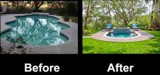 Backyard Renovations Before And After 8 Pool Reno Ideas To Fit Your Lifestyle
