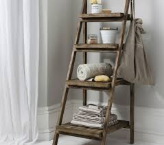 Wooden Towel Ladders For Bathrooms Home Design