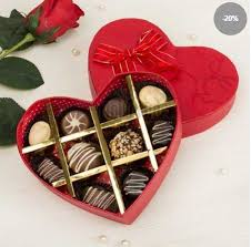 heart shaped chocolate chocolate heart shaped chocolate gift boxes gifts combos my