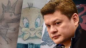 Boys With Tattoos Meme - the boy with the drogang tattoo netizens share paolo duterte memes