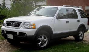 2002 ford explorer sport information and photos zombiedrive