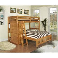Bunk Beds L Shaped Bunk Bed With Bookshelves And Storage L