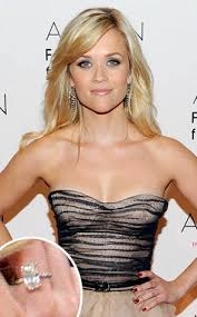 reese witherspoon engagement ring reese witherspoon from engagement rings e news