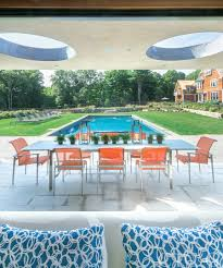 shop the look of this modern pool house connecticut cottages