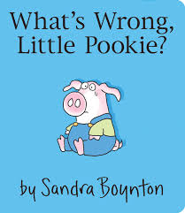 what s what s wrong little pookie book by sandra boynton official