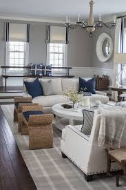 blue and white family room house beautiful pinterest gray and blue living room fireplace living