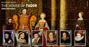 kings and queens tudors 2009 collect gb stamps