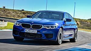 first bmw m5 2018 bmw m5 first drive fast loose and fun
