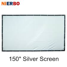 home theater size online buy wholesale theater screen size from china theater screen