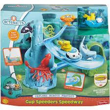 octonauts gup speeders speedway walmart