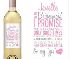 asking bridesmaid gifts will you be my bridesmaid gift etsy