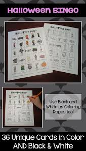 Printable Halloween Bingo by The 25 Best Halloween Bingo Ideas On Pinterest Halloween Bingo